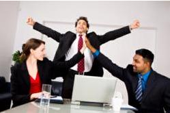 positive workplace attitude