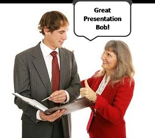 coaching with positive feedback