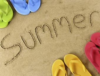 sales in summer