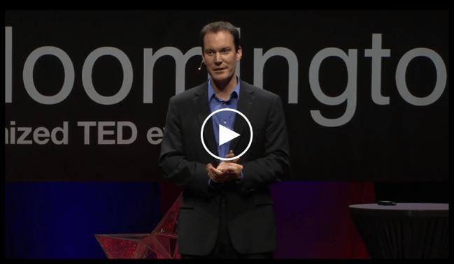 Shawn Anchor Ted Talk