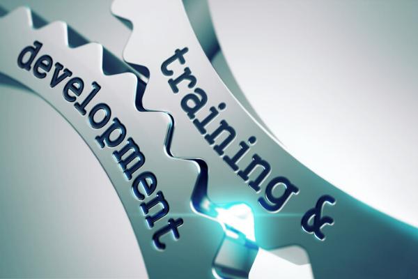 Training-homepage